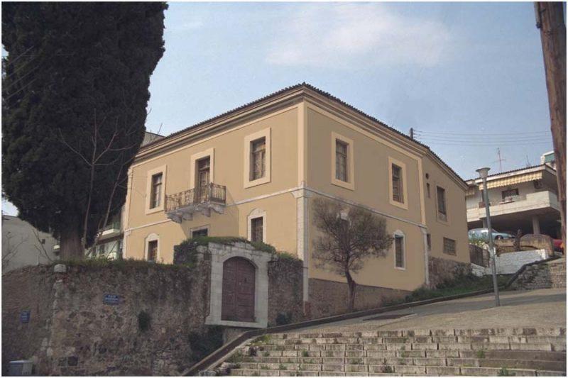 12. Αναπλαση Διατηρητεου Κτιριου [1996]