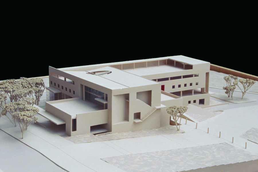 22. KALAMARIA CITY HALL [2001]