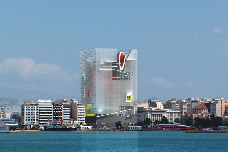 41. PIRAEUS TOWER 2010: CHANGING THE FACE_FACADES [2010]