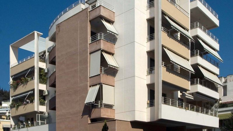FIVE-STOREY APARTMENT BUILDING ΙΙ