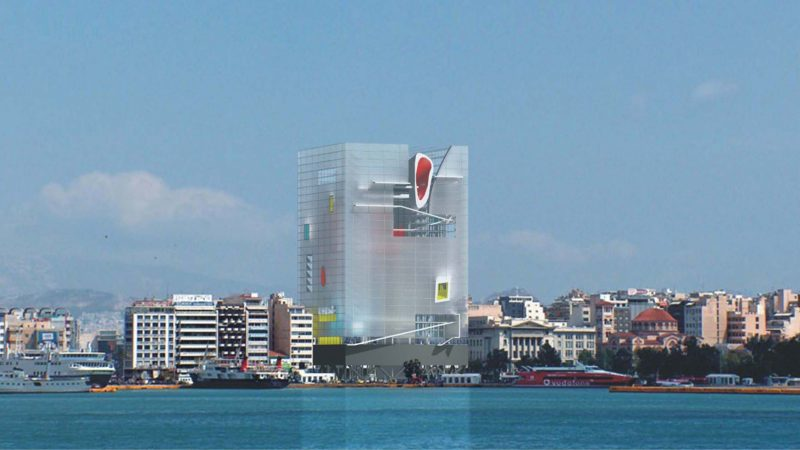 Piraeus Tower 2010: Changing the face_facades reformation