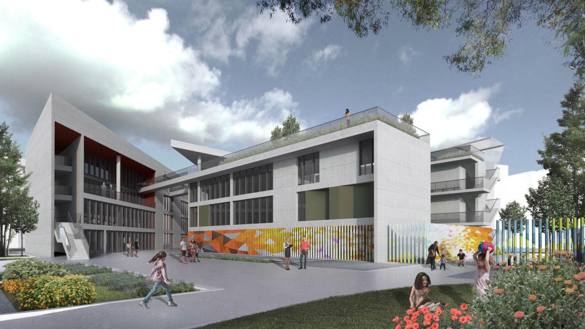 62. MULTIPURPOSE PUBLIC BUILDING IN THESSALONIKI [2019]